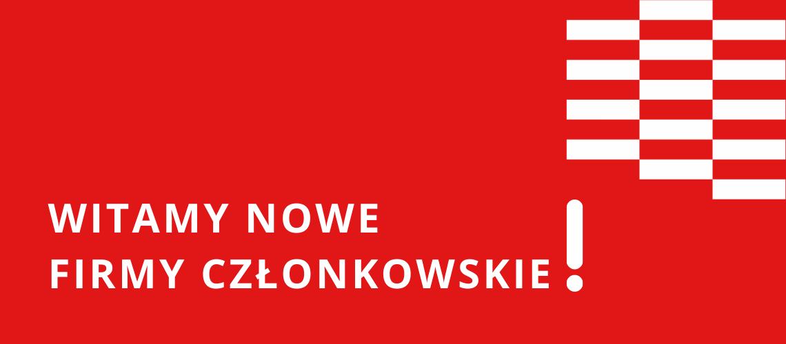 Nowe firmy członkowskie wśród Pracodawców Pomorza i Kujaw