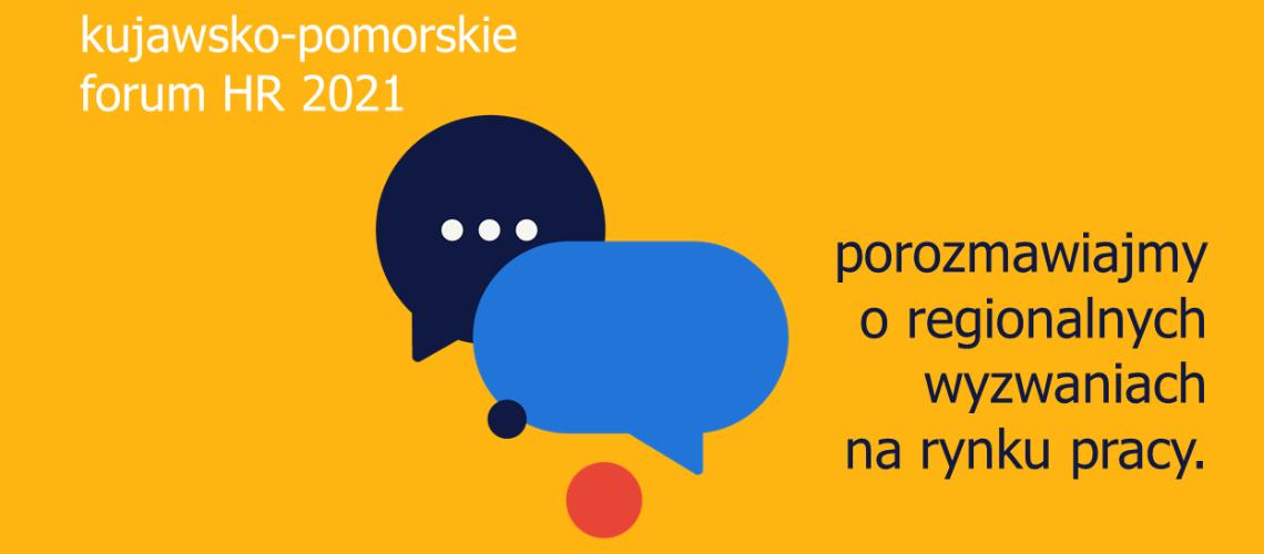 Dołącz do Kujawsko-Pomorskiego FORUM HR!